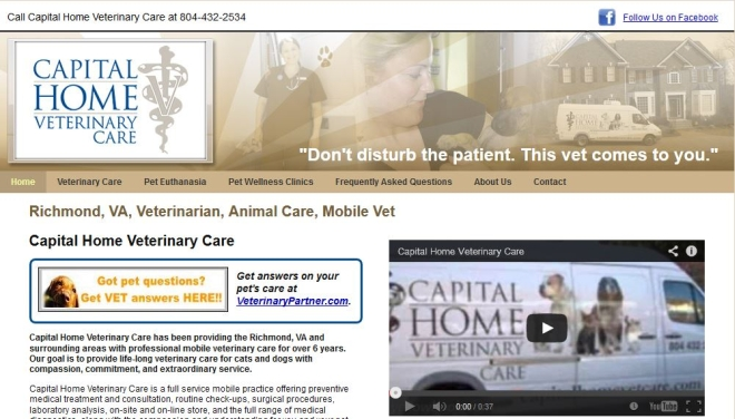 Capital Home Vet Care