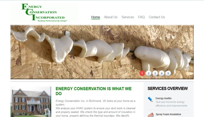 Energy Conservation Inc.
